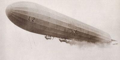 Zeppelin LZ 18 - Marine-Luftschiff L2 - Johannistal